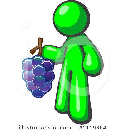 Green Design Mascot Clipart #1119864 by Leo Blanchette