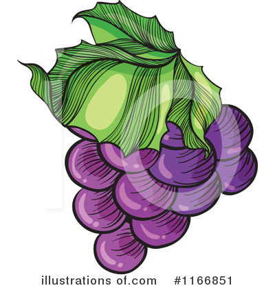 Fruit Clipart #1166851 by Graphics RF