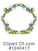 Grapes Clipart #1240417 by Graphics RF