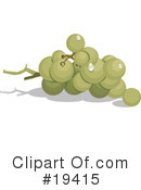 Grapes Clipart #19415 by Vitmary Rodriguez