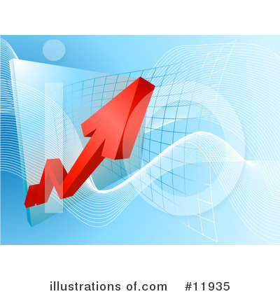 Royalty-Free (RF) Graphs Clipart Illustration by AtStockIllustration - Stock Sample #11935