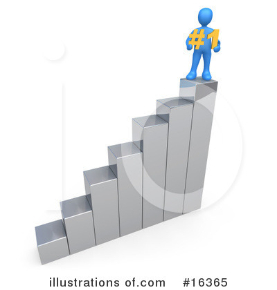 Royalty-Free (RF) Graphs Clipart Illustration by 3poD - Stock Sample #16365