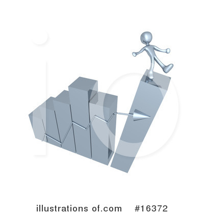 Royalty-Free (RF) Graphs Clipart Illustration by 3poD - Stock Sample #16372