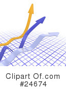 Graphs Clipart #24674 by KJ Pargeter