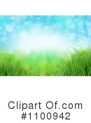 Royalty-Free (RF) Grass Clipart Illustration #1100942