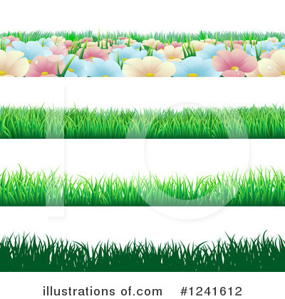 Spring Time Clipart #1241612 by AtStockIllustration