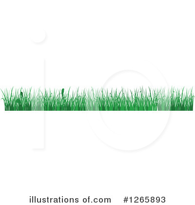 Grass Clipart #1265893 by Vector Tradition SM