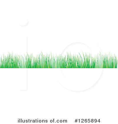 Grass Clipart #1265894 by Vector Tradition SM