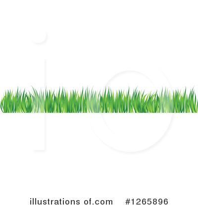 Grass Clipart #1265896 by Vector Tradition SM