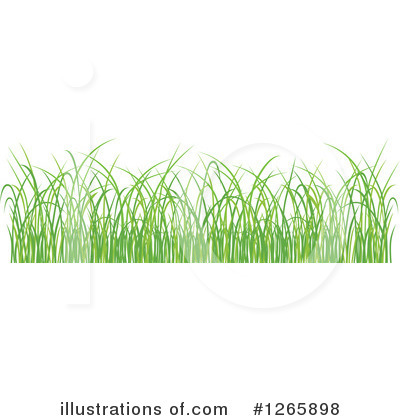 Grass Clipart #1265898 by Vector Tradition SM