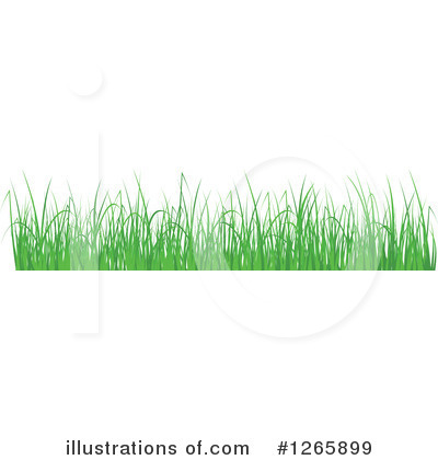 Grass Clipart #1265899 by Vector Tradition SM