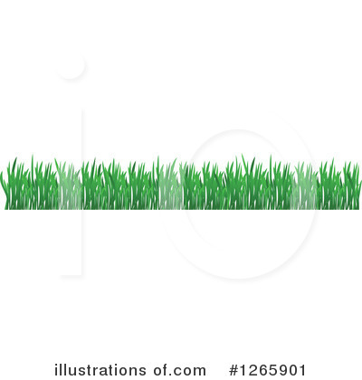 Grass Clipart #1265901 by Vector Tradition SM