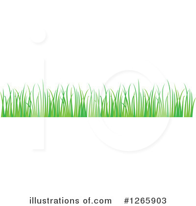 Grass Clipart #1265903 by Vector Tradition SM