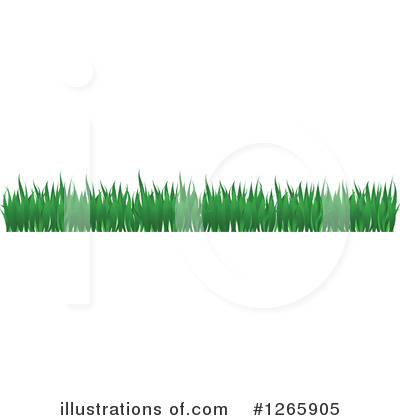Royalty-Free (RF) Grass Clipart Illustration by Vector Tradition SM - Stock Sample #1265905
