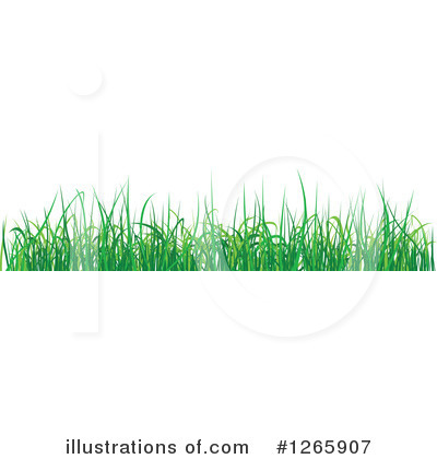 Grass Clipart #1265907 by Vector Tradition SM