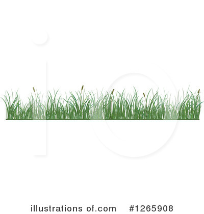Grass Clipart #1265908 by Vector Tradition SM