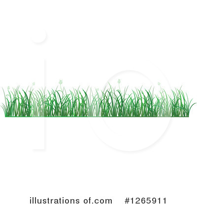 Grass Clipart #1265911 by Vector Tradition SM