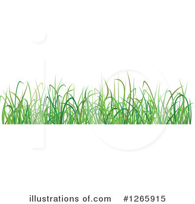 Grass Clipart #1265915 by Vector Tradition SM