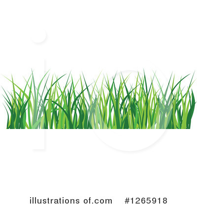 Grass Clipart #1265918 by Vector Tradition SM