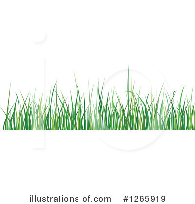 Grass Clipart #1265919 by Vector Tradition SM
