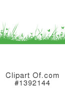 Royalty-Free (RF) Grass Clipart Illustration #1392144