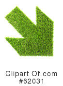 Royalty-Free (RF) Grass Clipart Illustration #62031