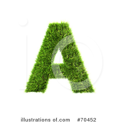 Royalty-Free (RF) Grassy Symbol Clipart Illustration by chrisroll - Stock Sample #70452