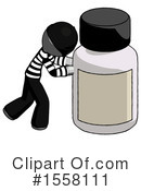 Gray Design Mascot Clipart #1558111 by Leo Blanchette