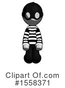 Gray Design Mascot Clipart #1558371 by Leo Blanchette