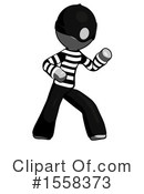 Gray Design Mascot Clipart #1558373 by Leo Blanchette