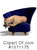 Great Dane Clipart #1071175