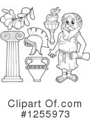 Royalty-Free (RF) Greek Clipart Illustration #1255973