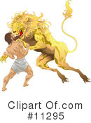 Royalty-Free (RF) Greek Mythology Clipart Illustration #11295