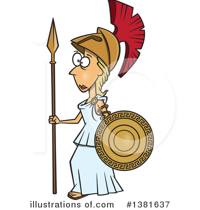 Goddess Clipart #1381637 by toonaday
