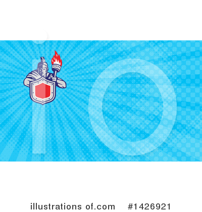 Business Card Design Clipart #1426921 by patrimonio