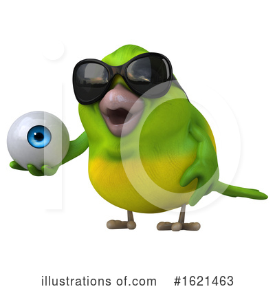 Green Bird Clipart #1621463 by Julos