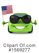 Green Car Clipart #1569277 by Julos