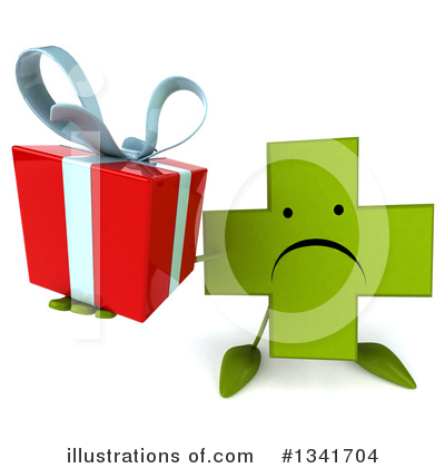 Green Cross Clipart #1341704 by Julos