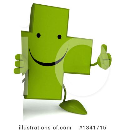 Green Cross Clipart #1341715 by Julos