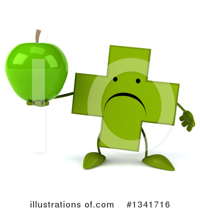 Green Cross Clipart #1341716 by Julos