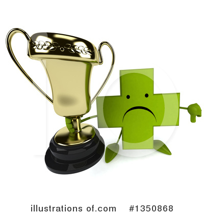 Green Cross Clipart #1350868 by Julos