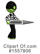 Green Design Mascot Clipart #1557806 by Leo Blanchette