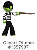 Green Design Mascot Clipart #1557907 by Leo Blanchette