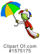 Green Design Mascot Clipart #1575175 by Leo Blanchette