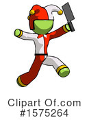 Green Design Mascot Clipart #1575264 by Leo Blanchette