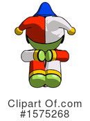 Green Design Mascot Clipart #1575268 by Leo Blanchette