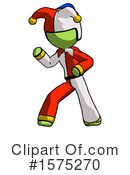 Green Design Mascot Clipart #1575270 by Leo Blanchette