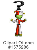 Green Design Mascot Clipart #1575286 by Leo Blanchette