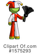 Green Design Mascot Clipart #1575293 by Leo Blanchette