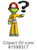 Green Design Mascot Clipart #1599317 by Leo Blanchette